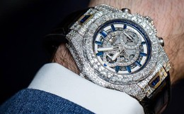 Khám phá công nghệ nạm đá quý cho những chiếc đồng hồ đáng giá cả gia tài