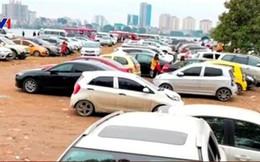 """Truy thu gần 50 triệu đồng đối với bãi xe """"chặt chém"""" ở Phủ Tây Hồ"""