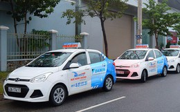Taxi Hàng không Đà Nẵng lao đao vì Uber, Grab