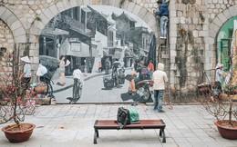 """Phố bích họa Phùng Hưng """"hồi sinh"""", trở thành phố đi bộ kết nối với không gian chợ Đồng Xuân"""