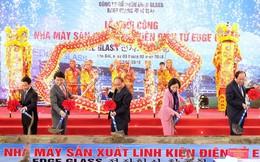 Thủ tướng dự lễ khởi công nhà máy 5.000 tỷ đồng tại Yên Bái