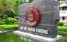 Chính phủ yêu cầu có kết luận vụ kiện tại Đại học Ngoại thương trước tháng 5.2018