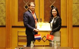 Việt Nam hợp tác với Hà Lan trong lĩnh vực cảng biển
