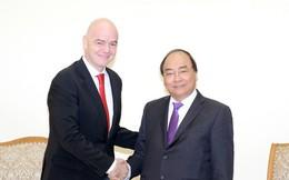 Thủ tướng kể chuyện chờ 5 giờ đón đội U23 Việt Nam với chủ tịch FIFA