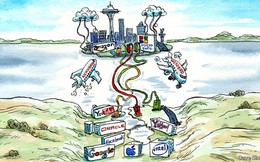 """Seattle - """"Thỏi nam châm"""" hút những người đã quá mệt mỏi với mức giá cả đắt đỏ ở thung lũng Silicon"""