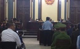 Phiên tòa chiều 8/1: Phạm Công Danh, Trầm Bê bị mệt được ra ngoài sau 1 tiếng hầu tòa, ông Trần Qúy Thanh ủy quyền cho người khác đến tòa