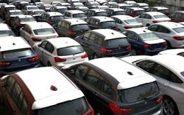 Đầu năm, nhập khẩu ôtô thấp kỷ lục