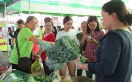 Bán nông sản sạch thu tiền tỉ