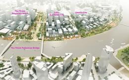 """[Chuyển động dự án tỷ USD 2018] – Sắp khởi công dự án """"thành phố thông minh"""" gần 1 tỷ USD ở Thủ Thiêm"""