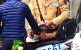 Chủ tịch HN chỉ đạo Giám đốc Công an HN làm rõ vụ nhiều CSGT Hà Nội nghi mãi lộ