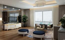 Hà Nội Paragon nội thất xứng tầm căn hộ cao cấp