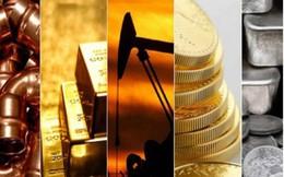 Thị trường hàng hóa ngày 14/3: Giá đường, dầu thô, than đá, quặng sắt đồng loạt sụt mạnh