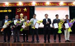 Bổ nhiệm hàng loạt nhân sự mới ở Ủy ban Dân tộc