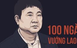 100 ngày vướng lao lý của ông Đinh La Thăng