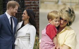 """Meghan Markle có nhiều điểm chung với Công nương Diana: Đây là cách bạn gái Hoàng tử Harry thể hiện lòng kính trọng đối với """"mẹ chồng"""""""