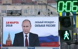 [CẬP NHẬT] 100 triệu cử tri Nga bắt đầu bỏ phiếu bầu Tổng thống