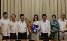 Bà Nguyễn Thị Hồng Hạnh làm phó giám đốc Sở Tư pháp TPHCM