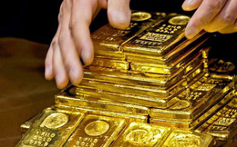 Vàng trong nước đắt hơn vàng thế giới 600 ngàn đồng/lượng