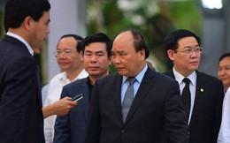 Thủ tướng Nguyễn Xuân Phúc đến nhà riêng nguyên Thủ tướng Phan Văn Khải