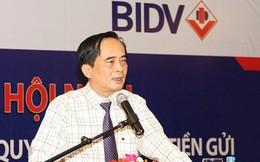 Phó Tổng giám đốc BIDV Đoàn Ánh Sáng muốn bán gần hết cổ phiếu BID