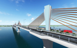 Đề xuất 8.000 tỷ đồng xây cầu nối Trà Vinh với Sóc Trăng