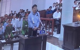 Phiên tòa chiều 20/3: Bị cáo Đinh La Thăng nói OceanBank bị mua 0 đồng mà quy trách nhiệm gây thiệt hại là oan ức cho các bị cáo