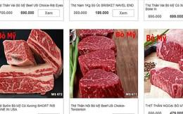 """Ăn """"thịt bò Mỹ"""" giá vài chục ngàn đồng/kg hay sự đánh đổi với sức khỏe?"""
