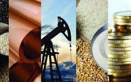 Thị trường hàng hóa ngày 21/3: Dầu thô tăng vọt, giá hàng hóa khác từ đồng, vàng, cao su đến đường đều sụt mạnh
