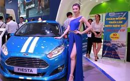 Giá ô tô nhập khẩu về VN đắt hơn năm ngoái 170 triệu
