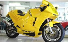 Ít ai có thể ngờ sau khi phá sản Lamborghini từng tạo ra những chiếc siêu môtô này