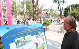 Vị trí đặt ga tàu điện ngầm ở Hồ Gươm: 88% người dân đồng ý