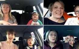 """Video """"tuyệt nhất năm 2018"""": Khi những đứa trẻ mắc hội chứng Down cùng mẹ hát khiến người xem rơi nước mắt"""