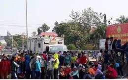 Hàng ngàn công nhân ở Đồng Nai ngừng việc phản đối thang lương mới 