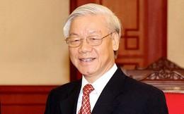 Tổng Bí thư Nguyễn Phú Trọng lên đường thăm chính thức Cộng hòa Pháp