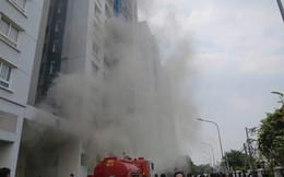 Phó Thủ tướng chỉ đạo điều tra khách quan vụ cháy chung cư Carina