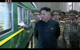 Truyền thông Nhật: Ông Kim Jong Un bất ngờ tới Trung Quốc trên đoàn tàu đặc biệt