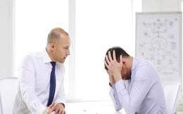 Hơn 50% nhân viên cho rằng, đây là tính xấu nhất của ông chủ khiến họ nghỉ việc