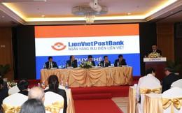 """ĐHĐCĐ LienVietPostBank: Thận trọng với kết quả kinh doanh vì muốn """"lùi một bước tiến ba bước"""""""