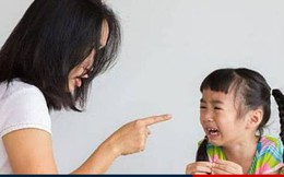 4 câu dọa con thường bố mẹ nào cũng nói - hãy coi chừng hậu quả!