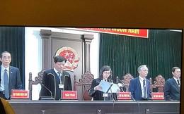 Phiên tòa 29/3: Ông Đinh La Thăng bị tuyên 18 năm tù, bồi thường 600 tỷ