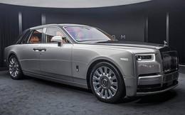 """Cận cảnh Rolls-Royce Phantom VIII: Siêu xe sang khiến bạn """"cách biệt hoàn toàn thế giới bên ngoài"""""""