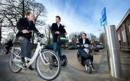 Việt Nam - Hà Lan hợp tác phát triển đô thị thông minh