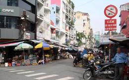 TP HCM vẫn chưa giải tỏa được chợ Tôn Thất Đạm
