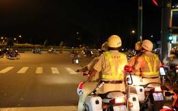 Cảnh sát giao thông trực đêm được bao nhiêu tiền bồi dưỡng?