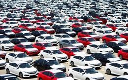 Xe ASEAN về, nhập khẩu ôtô tháng 3 tăng vọt