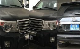 """Đấu giá 3 lần, 2 xe sang doanh nghiệp tặng cho tỉnh Nghệ An vẫn """"ế"""""""