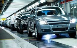 Nhập khẩu gần 1.000 chiếc ô tô trong tuần cuối tháng 3