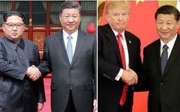 Cách Trung Quốc đón ông Trump và ông Kim Jong Un khác nhau như thế nào?