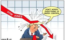 """Đây là lý do khiến chứng khoán Mỹ """"rực lửa"""" chỉ vì 1 câu nói của Tổng thống Trump"""