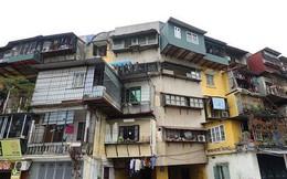 Bộ Xây dựng 'sốt ruột' cải tạo chung cư cũ